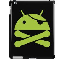 Android Pirate iPad Case/Skin