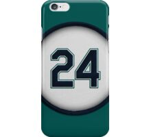 24 - Junior (alt version) iPhone Case/Skin