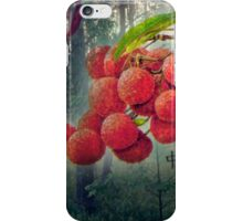 Chinese Stamp Triptych 01 iPhone Case/Skin