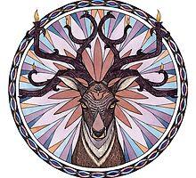 Wild Symmetry #1 by Julia Coalrye