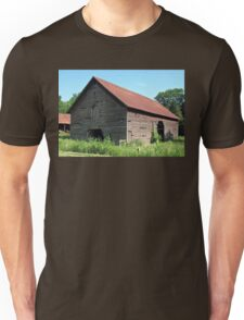 """""""A Simple and Old Timey Barn""""... prints and products Unisex T-Shirt"""