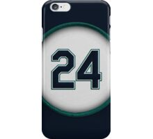 24 - Junior iPhone Case/Skin
