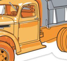 Truck Stop Sticker