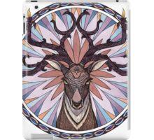 Wild Symmetry #1 iPad Case/Skin