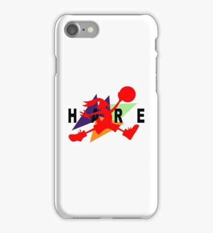 Hare Jordan iPhone Case/Skin