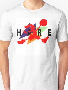 Hare Jordan Unisex T-Shirt