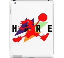 Hare Jordan iPad Case/Skin