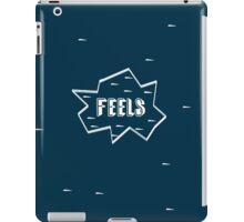 Feels iPad Case/Skin