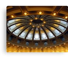 capital skylight Canvas Print