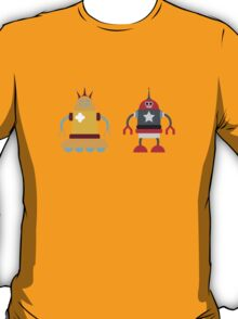 robot love in color T-Shirt