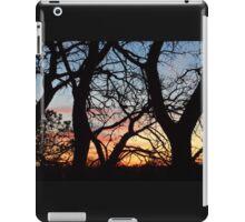 beautiful sunset iPad Case/Skin