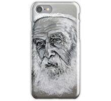 Rabbi Jewish iPhone Case/Skin