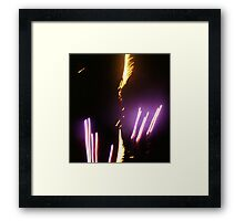 New Years Eve 2010 Framed Print