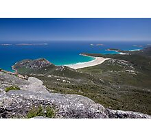 Tidal River and Norman Bay Photographic Print