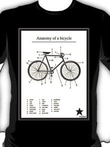 Anatomy Of A Bike! T-Shirt