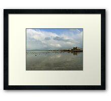 Ballinskelligs Castle, Kerry, Ireland Framed Print