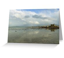 Ballinskelligs Castle, Kerry, Ireland Greeting Card