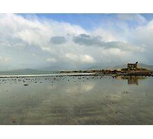 Ballinskelligs Castle, Kerry, Ireland Photographic Print