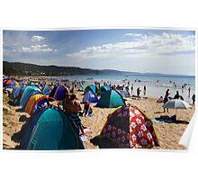 Beach Event Poster