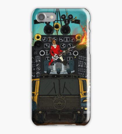 Immortan Joe's Squad iPhone Case/Skin
