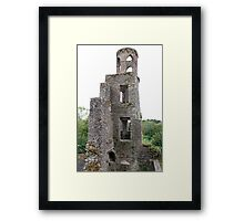 Blarney Castle Tower Framed Print