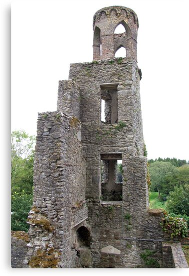Blarney Castle Tower by CFoley