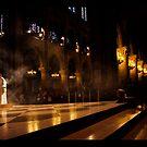 Sunday Service - Notre Dame by Jeff Davies