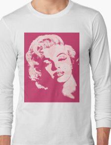 Marilyn in Marilyn Long Sleeve T-Shirt