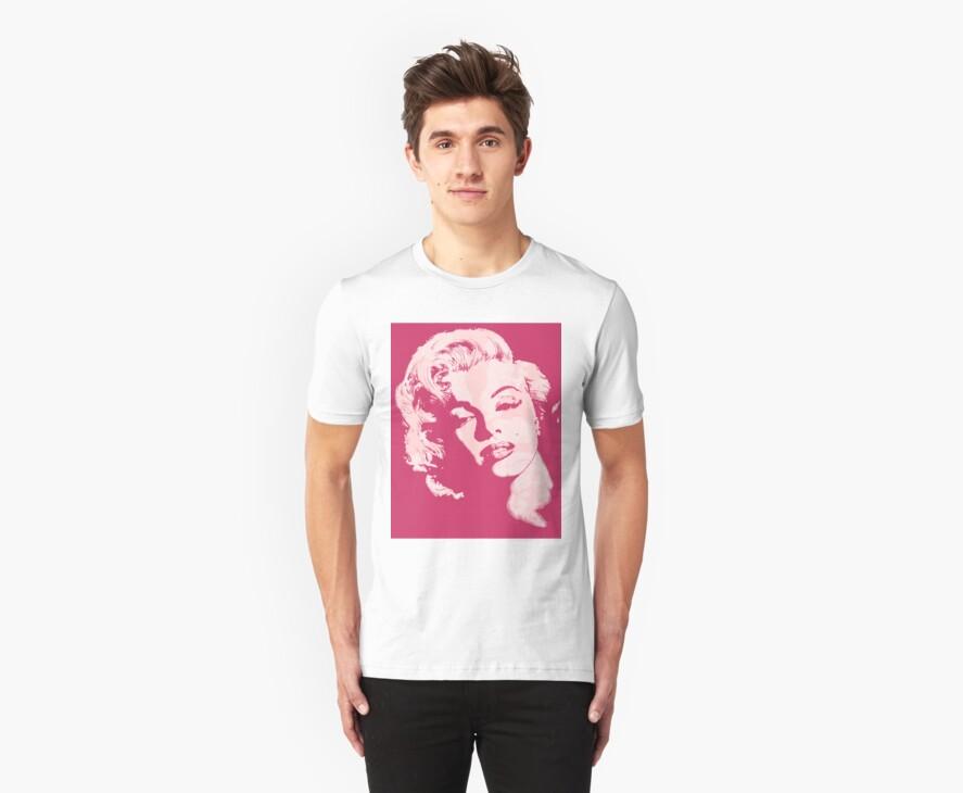 Marilyn in Marilyn by ZugArt