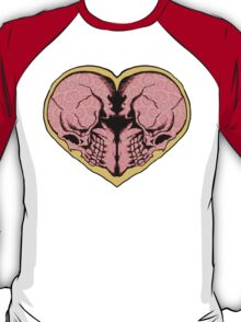 Valentines Day of the Dead T-Shirt