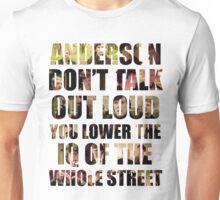 Johnlock quote Unisex T-Shirt