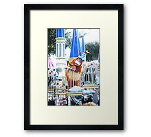 Parade Nap Framed Print