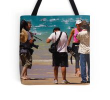 Winners are Grinners - Lorne Pier to Pub Tote Bag