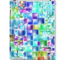 A Blue Jewel Box iPad Case/Skin