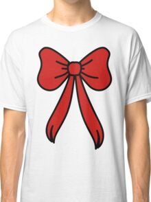 big red bow Classic T-Shirt