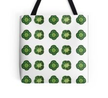 Fresh Green Pepper Tote Bag