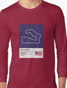 Road America - v2 Long Sleeve T-Shirt