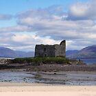 Ballinskelligs Castle -  Ballinskelligs, Kerry, Ireland. by CFoley