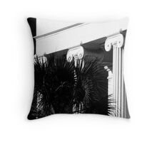 Hibernian Palmetto No. 2 Throw Pillow