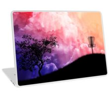 Basket On A Hill Laptop Skin