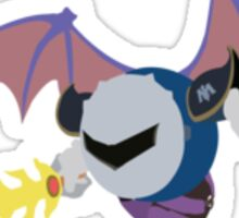 Meta Knight Sticker Sticker