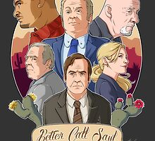 Better Call Saul by NessaSan