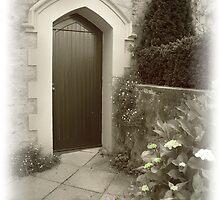 Garden Doorway by Mark Hamilton