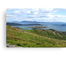 Ring of Kerry, Ireland Canvas Print
