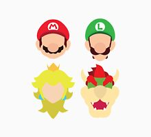 Super Mario Characters Unisex T-Shirt