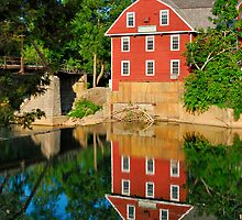 War Eagle Mill by Gregory Ballos | gregoryballosphoto.com