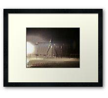 NYE 2010 Framed Print