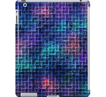 Rainbow Squared iPad Case/Skin