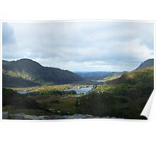 Ladies View, Ring of Kerry, Ireland Poster