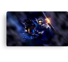 Jayce - The Defender of Tomorrow Canvas Print